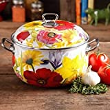 The Pioneer Woman Floral Garden 6.5-Quart Dutch Oven (1)
