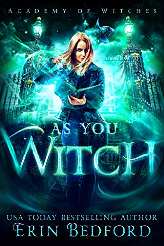 You Witch Academy Witches Book ebook product image
