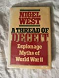 A Thread of Deceit, Nigel West, 0394539419