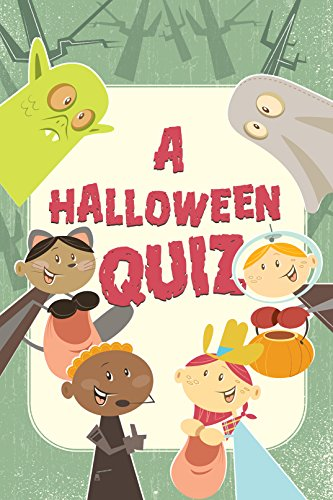 A Halloween Quiz (Pack of 25)]()