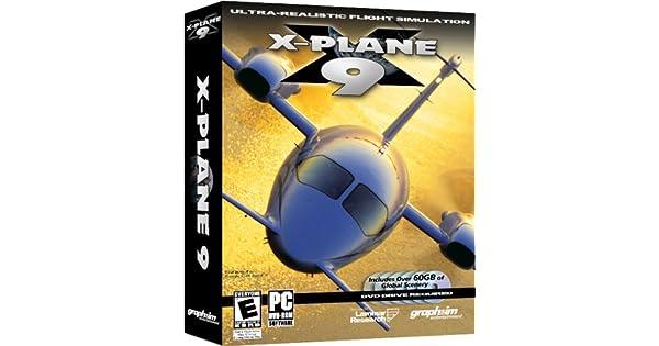 Amazon com: X-Plane v 9 0 - PC: Video Games