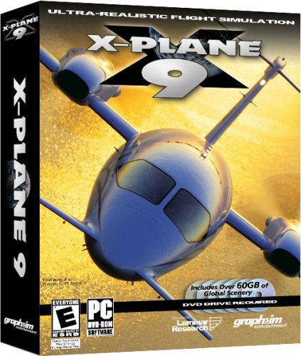 X-Plane 9 - Standard Edition: PC: Computer and Video Games