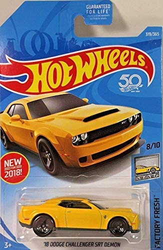 Hot Wheels 2018 Factory Fresh - '18 Dodge Challenger, used for sale  Delivered anywhere in USA