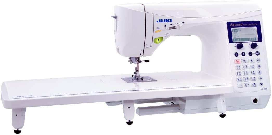 Quilt special machine: Juki Exceed F600