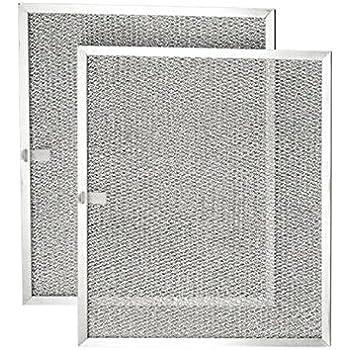 Amazon Com Khy 2 Pack Vent Hood Aluminum Mesh Range