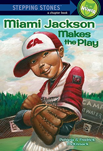 : Miami Jackson Makes the Play (A Stepping Stone Book)