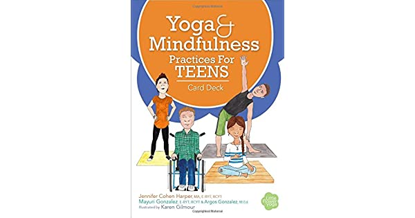 Amazon.com: Yoga and Mindfulness Practices for Teens Card ...