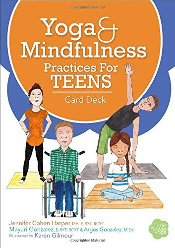 Yoga and Mindfulness Practices for Teens Card Deck: Amazon ...