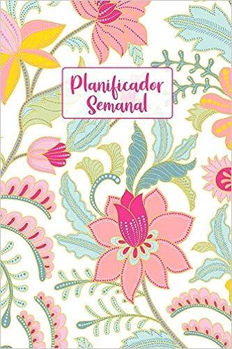 Amazon.com: Planificador Semanal: Agenda Diaria y ...