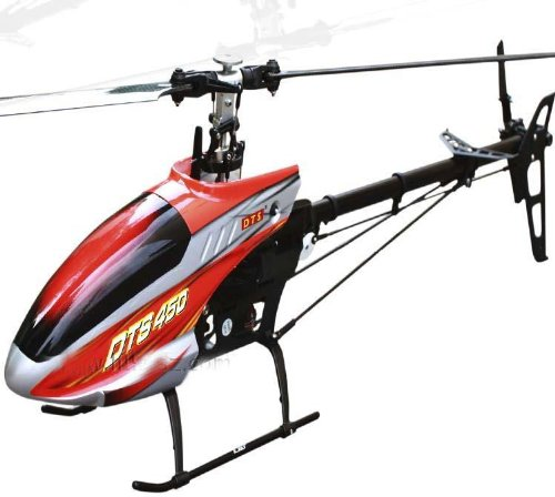 6-CH 2.4GHz 003736 Esky DST 450 RC Helicopter 10 tooth RTF/PNP (Esky Control)