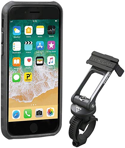 Topeak Bag Phone Ride case w/Mount iPhone 6/6s/7/8 bk (j)