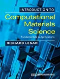 Introduction to Computational Materials Science: Fundamentals to Applications