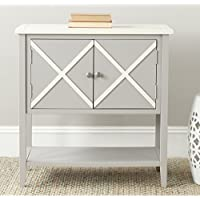 Safavieh American Homes Collection Polly Grey Sideboard