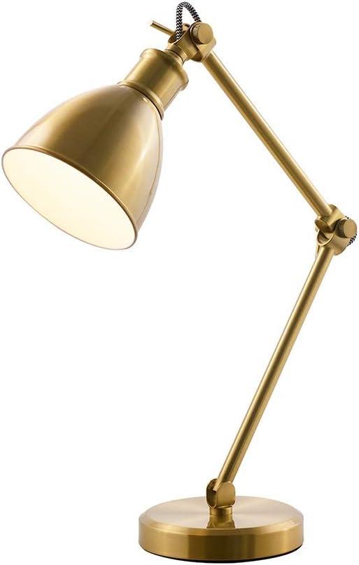 Lampara de mesa WHQ Lámpara de Escritorio, Metal, Cuerpo de Metal ...