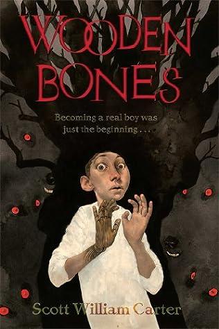book cover of Wooden Bones