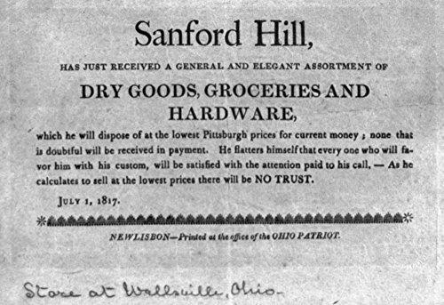 1817 Photo Sanford Hill,
