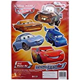Large Wall Decoration Sticker Kit - Cars (McQueen) - by Disney