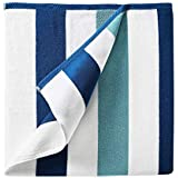 AMZ Xclusive Beach Towel Quick Fast Drying Printed Oversized Lightweight Super Soft Water Absorbent Swimmer Towels for Beach Swimming (Pack of 1) 36 x 72 Inch