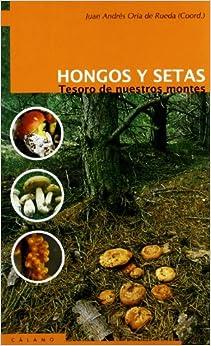 Book's Cover of Hongos Y Setas: Tesoro de nuestros montes (Guías) (Español) Tapa blanda – 1 octubre 2007
