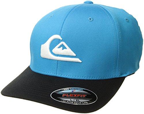 Quiksilver Men's Mountain and Wave Hat, Malibu Blue, S/M