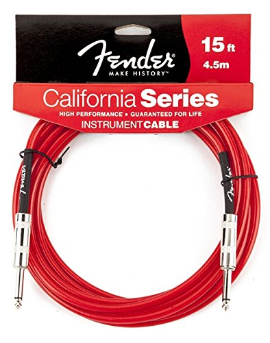 fender-15-feet-california-instrument-cable-candy-apple-red