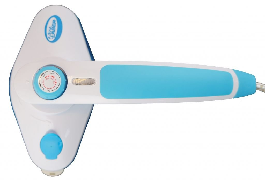 Aqua Laser 3in1 Tragbares Dampfbügeleisen u Dampfglätter
