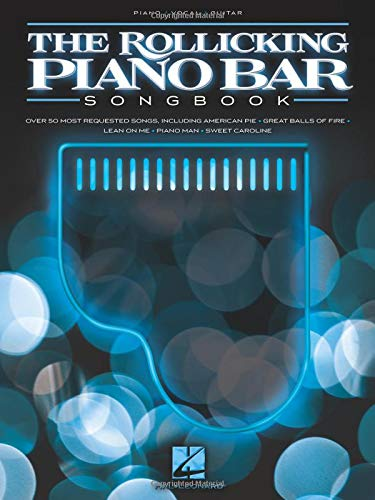 The Rollicking Piano Bar Songbook from Brand: Hal Leonard