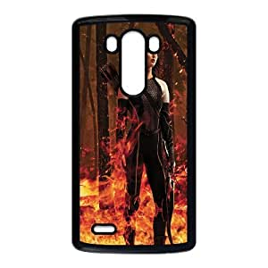 The Hunger Games 3 SANDY068927 Phone Back Case Customized Art Print Design Hard Shell Protection LG G2