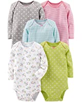 Simple Joys by Carter's Baby Girls 4-Piece...