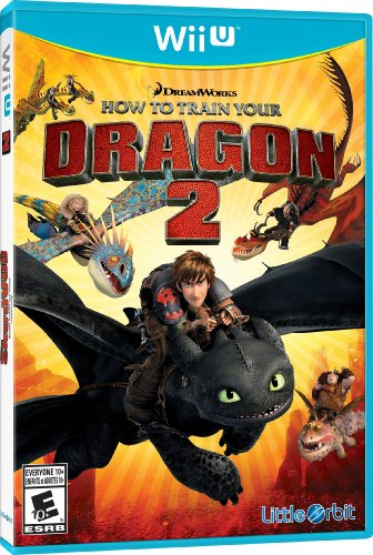 How to Train Your Dragon 2: The Video Game - Wii U (Dragon Games For Wii)