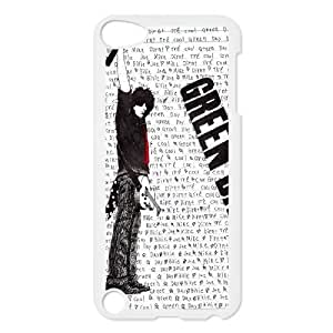 Green day Back Case Cover for Ipod Touch 5,diy Green day case cover