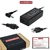 Xavengar HP Pavilion 11, 14, 15, HP ENVY TouchSmart Sleekbook, HP EliteBook Folio Laptop Power Charger Adadpter Power Supply Cord Replacement for compatible models