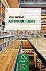 Les bibliothèques par Carbone
