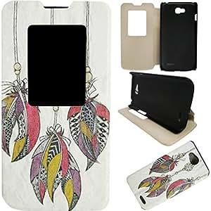 LG L90 Case,LG L90 Leather Case,LG L90 Phone Case,LG L90 Cover,Creativecase#002 LG L90 wallet leather case with Credit ID Card LG l90 Case Cover for LG Optimus L90,LG L90 leather,LG L90 Wallet case-5J