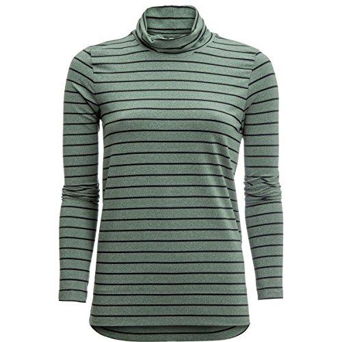 Lole Gloria Top (L - Green Stripe)
