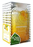 Voesh Mani.Pedi-Cure System in a Box Quench Treatment Kit, Lemon, 11 Ounce