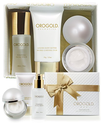 Orogold 24K Luxury Gift Set for Women Review​