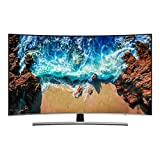 "Samsung UN55NU8500FXZX Smart TV Curvo 55"" 4K Ultra HD, 3 HDMI, 2 USB, Slate Black/Eclipse Silver (2018)"
