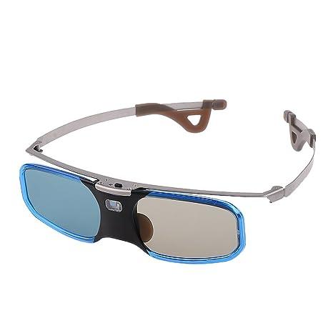 144hz Recargable Gafa 3D Dlp-Link Gafas Activas para Proyector ...