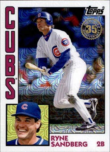 2019 Topps Series 1 Baseball Silver Wrapper Packs Chrome 1984