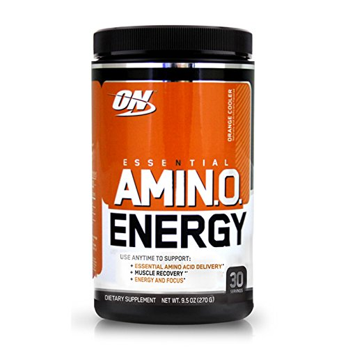 Optimum Nutrition Essential Energy Orange