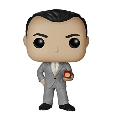 Funko POP TV: Sherlock - Jim Moriarty Action Figure: Funko Pop! Television:: Toys & Games