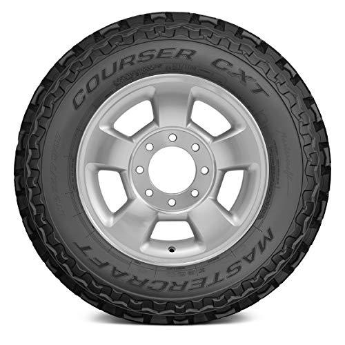 All Season Mastercraft Courser CXT LT285//55R20 Tire Truck//SUV All Terrain//Off Road//Mud