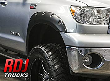 Offroader Rivet Style Fender Flares for 2007-2013 Toyota Tundra