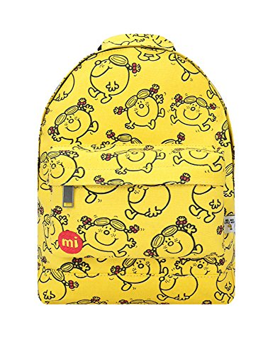 Mi-Pac Women's Mini Little Miss Sunshine Backpack In Yellow Yellow by Mi-Pac