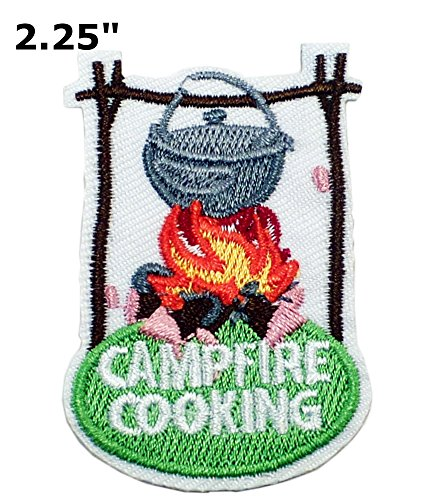 Campfire Cooking Patch - 2.25