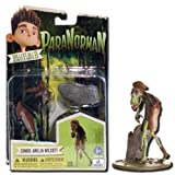 ParaNorman Zombie Amelia Wilcott 4-Inch Action Figure by Huckleberry Toys