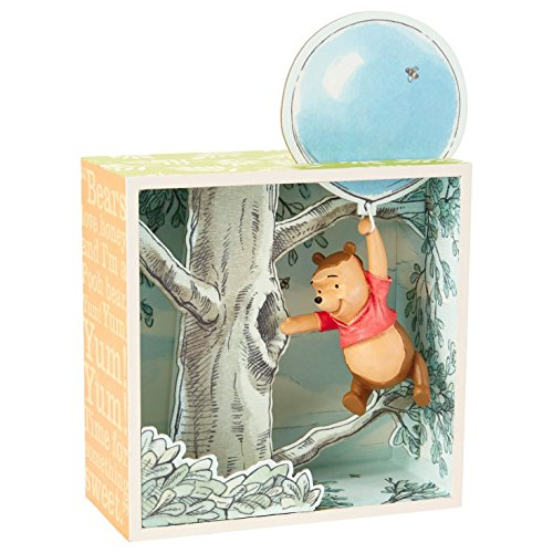 Hallmark Limited Edition Winnie the Pooh and the Honey Tree Shadow (Tree Shadow Box)