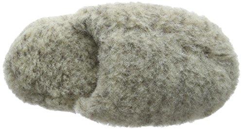 Unisex De Gris Woolsies Por Casa grey Adulto Muffy Estar Zapatillas EqBYwr7qS
