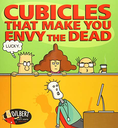 Cubicles That Make You Envy the Dead (Dilbert)